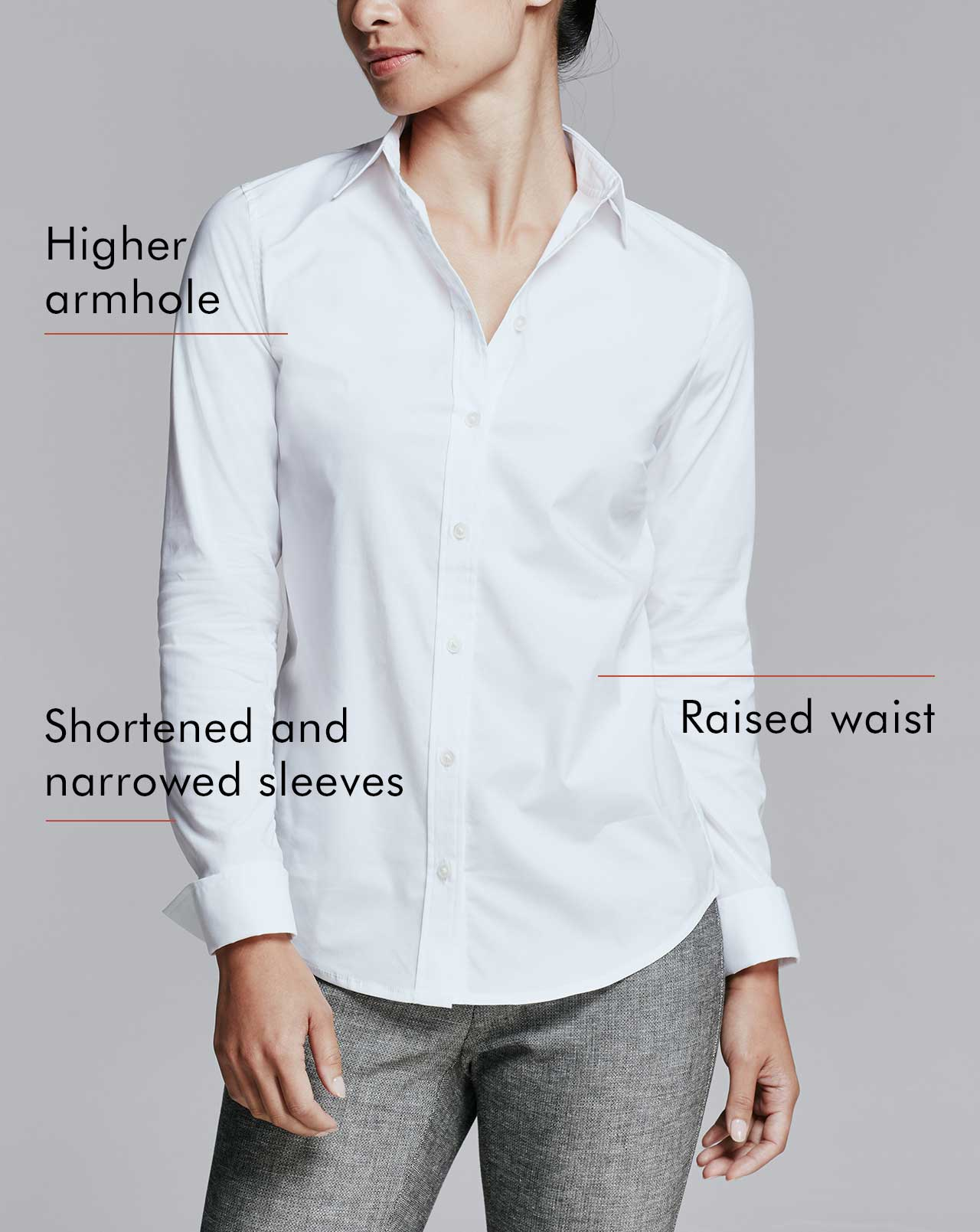 2461641710d Banana Republic s Petite fit is a combination of length reduction and width  reduction